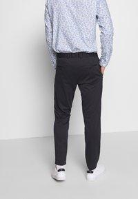 Esprit Collection - COMFORT SUIT - Costume - dark blue - 4