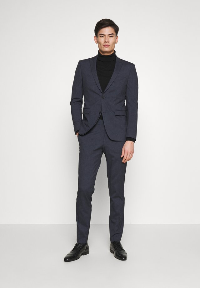 WINDOW CHECK - Suit - dark blue