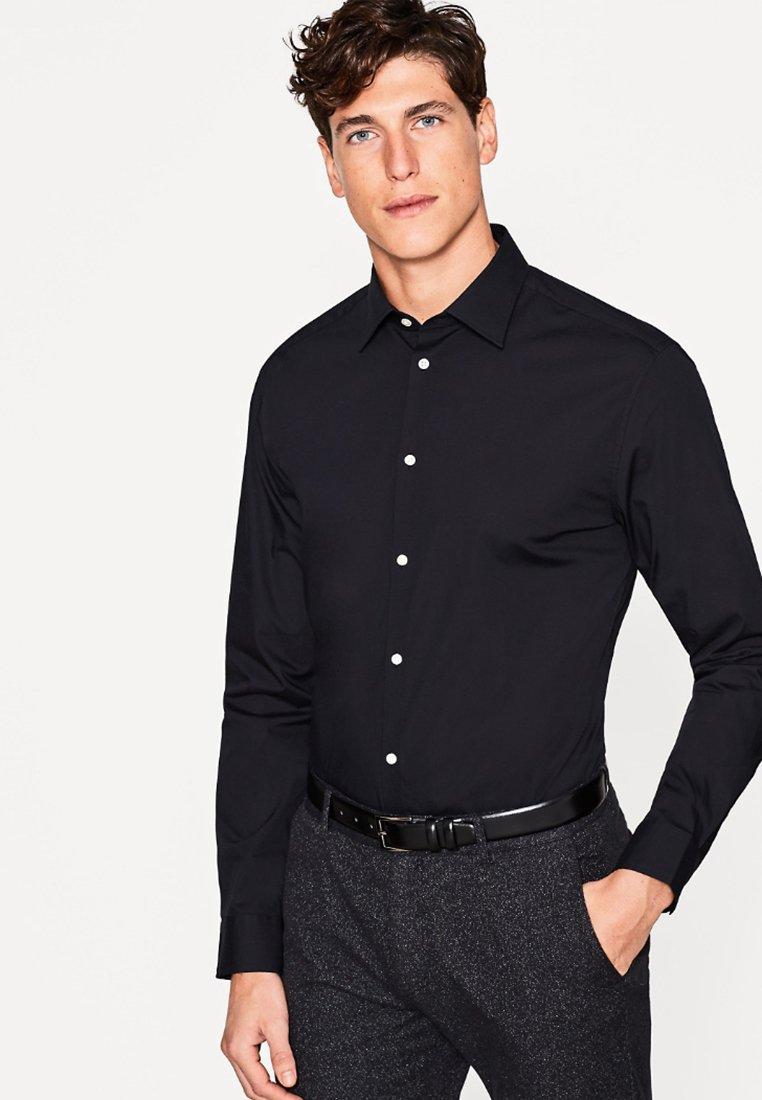 Esprit Collection - SOLID - Camicia elegante - black