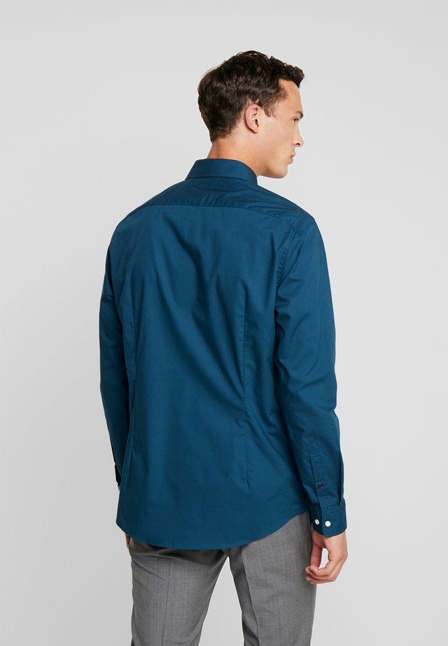 Camisa elegante - teal blue