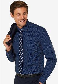 Esprit Collection - MINI - Zakelijk overhemd - navy - 3