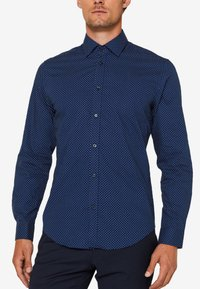 Esprit Collection - MINI - Zakelijk overhemd - navy - 5
