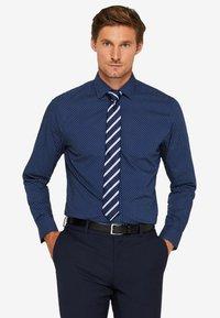 Esprit Collection - MINI - Zakelijk overhemd - navy - 0