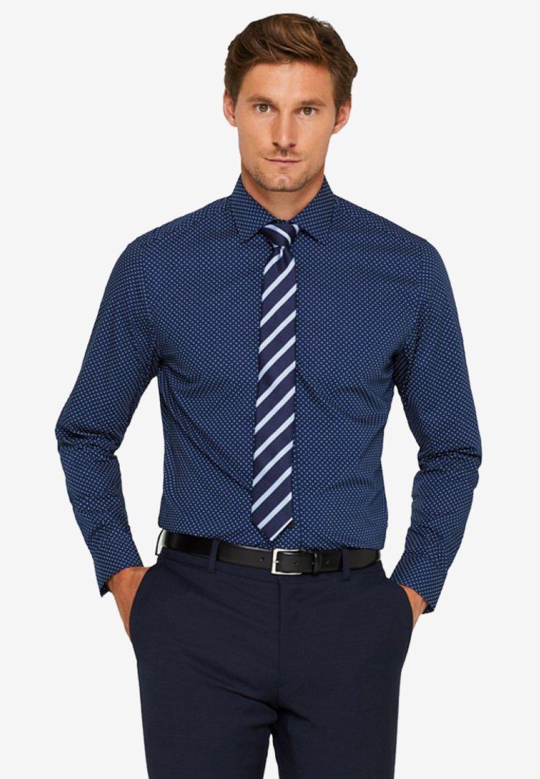 Esprit Collection - MINI - Zakelijk overhemd - navy