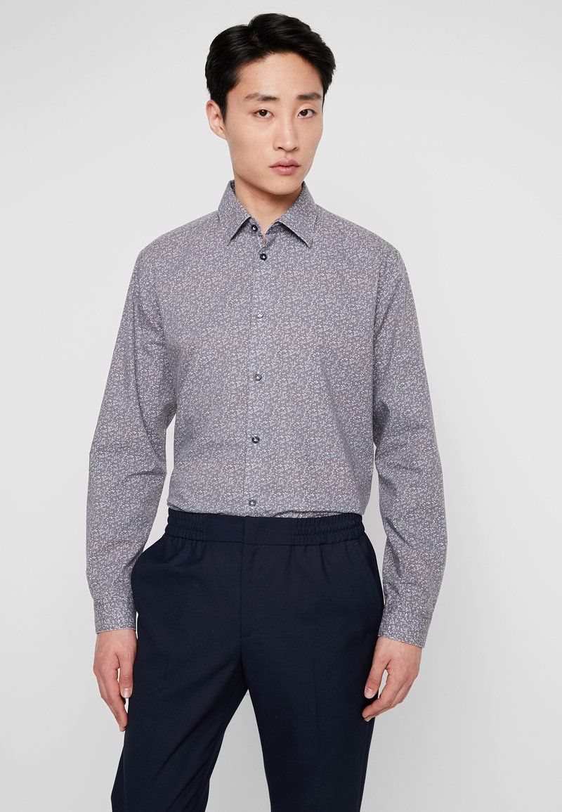 Esprit Collection - FLORAL  - Overhemd - navy