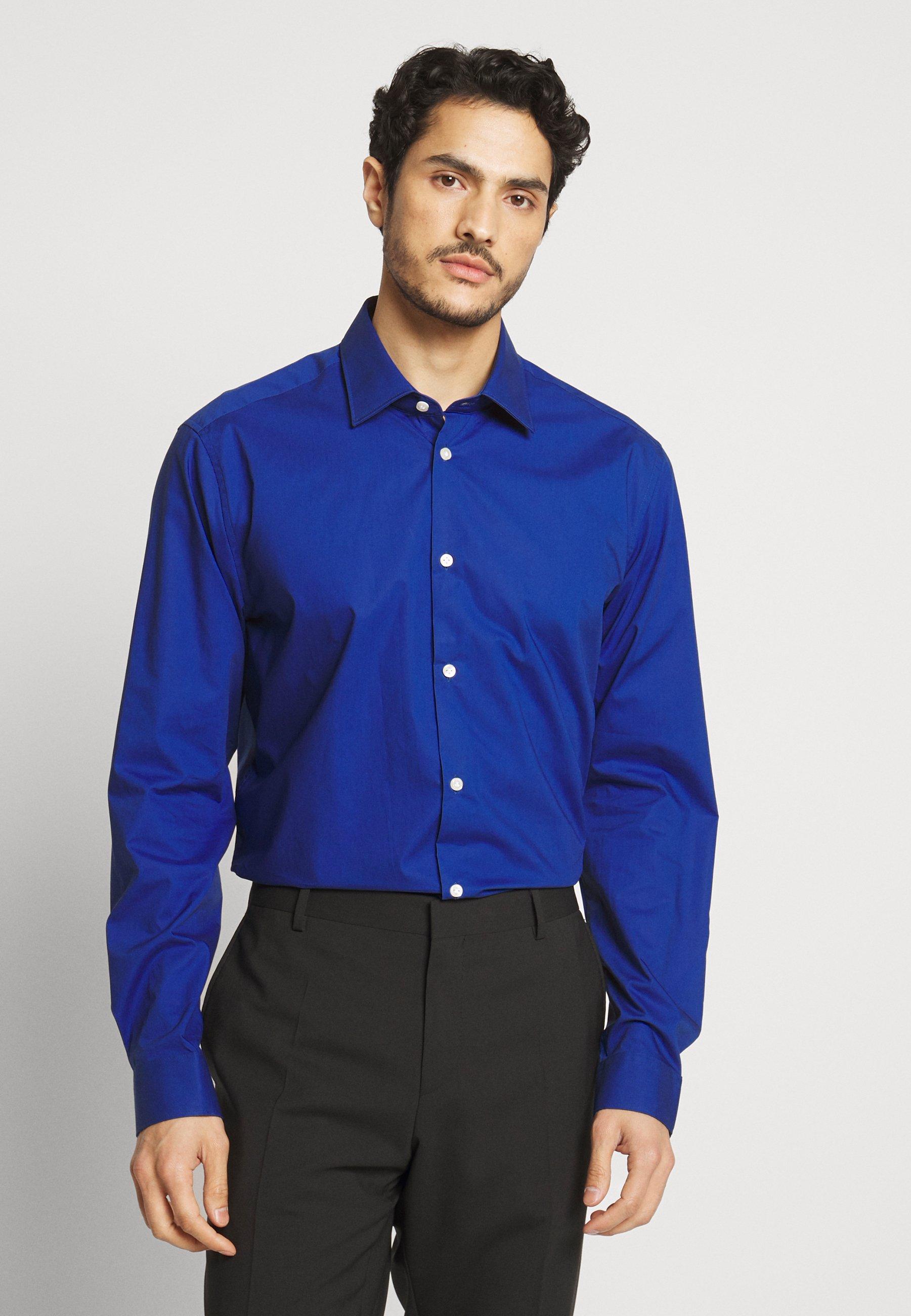 Esprit Collection Koszula biznesowa - blue