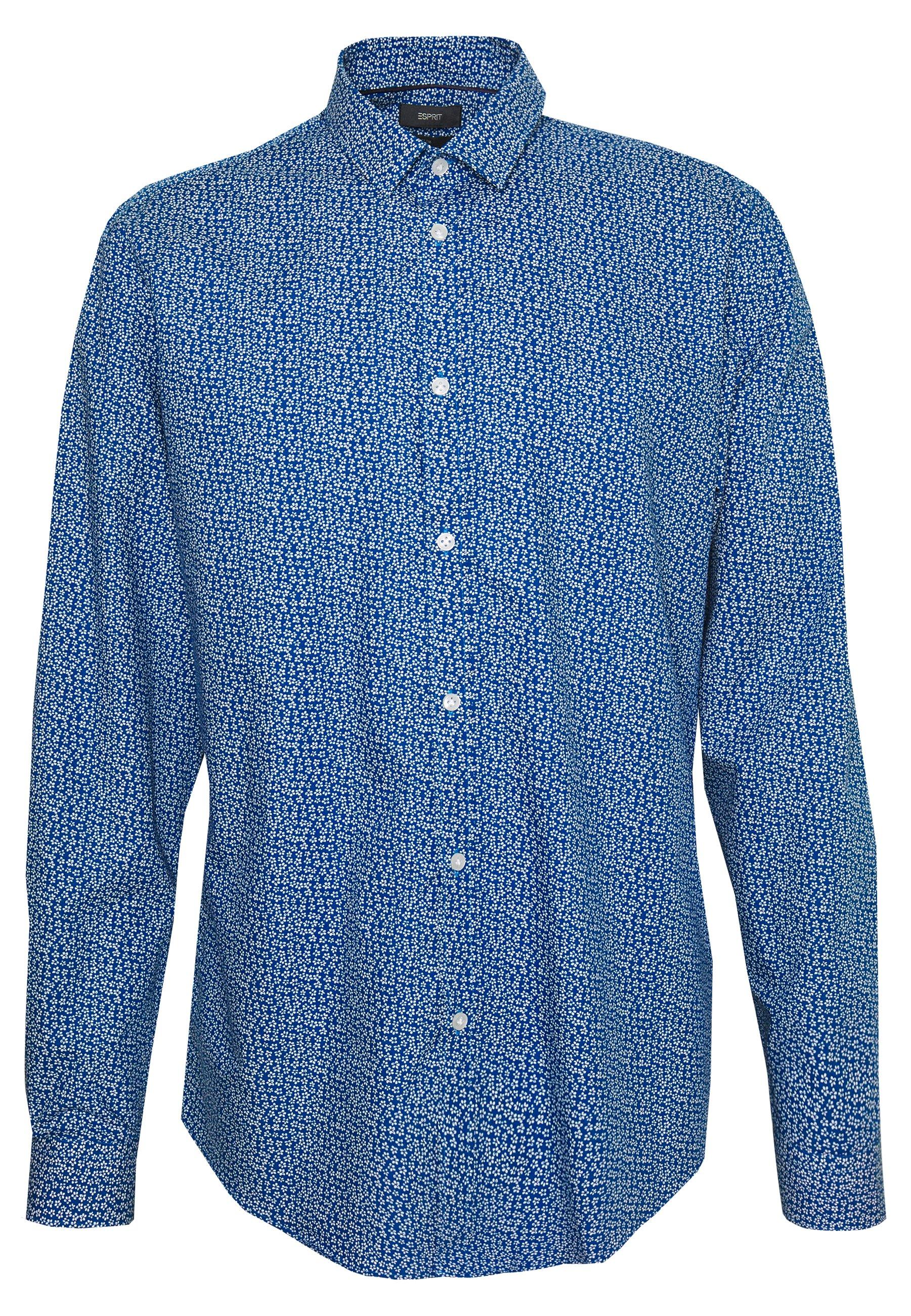 Esprit Collection Koszula - dark blue