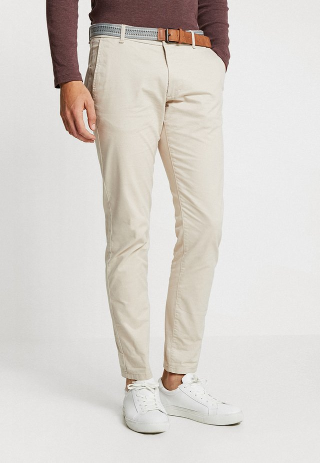 Chinos - light beige