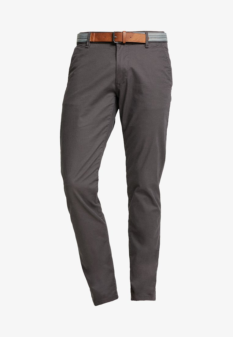 Esprit Collection Chinos - dark grey