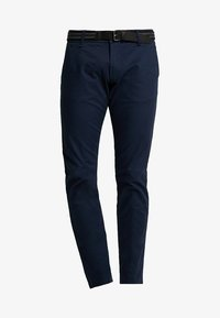 Esprit Collection - Chino - navy - 4