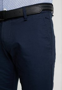 Esprit Collection - Chino - navy - 3