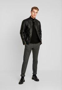 Esprit Collection - Pantalon classique - grey - 1