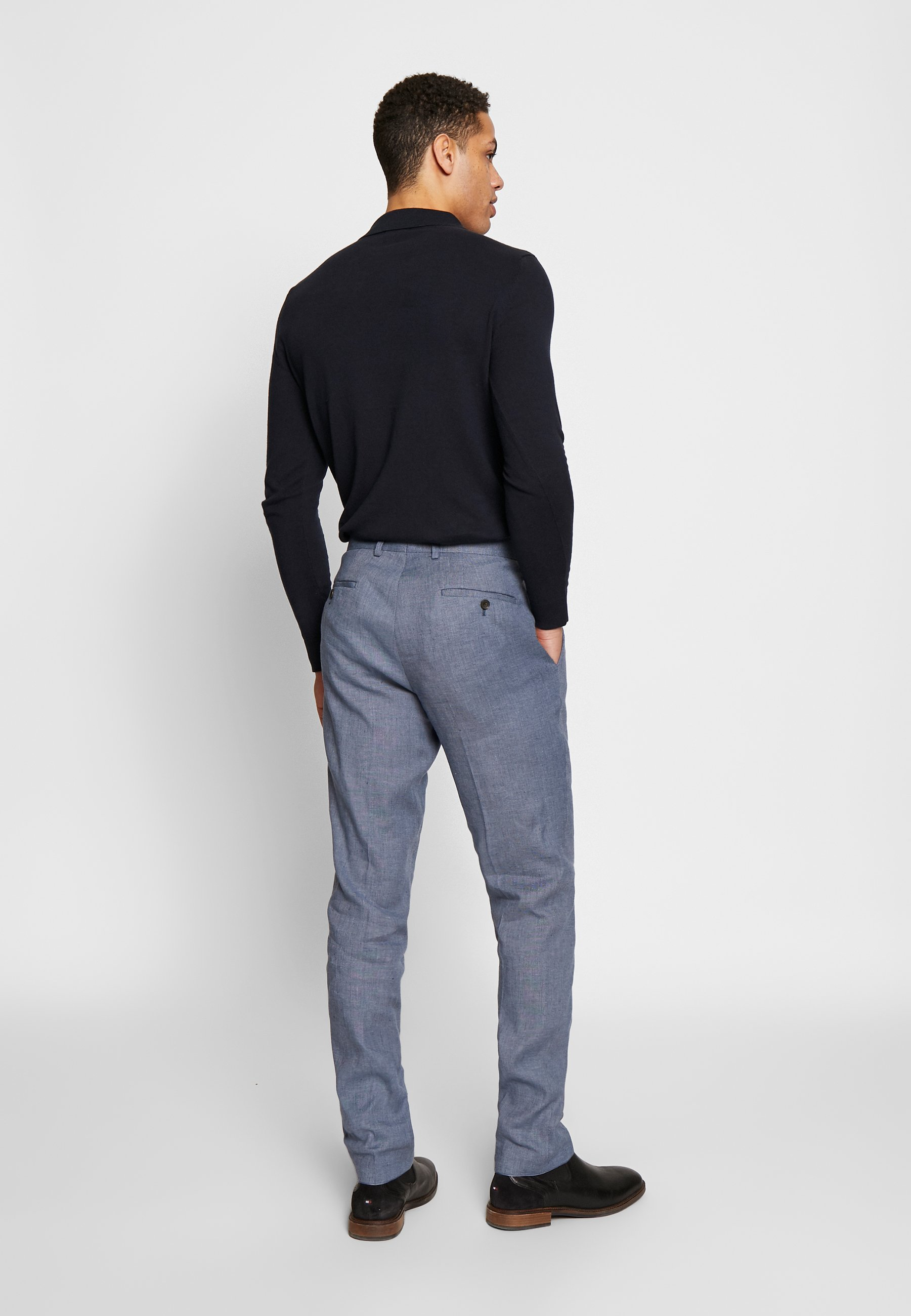 Esprit Collection Kostymbyxor - Blue