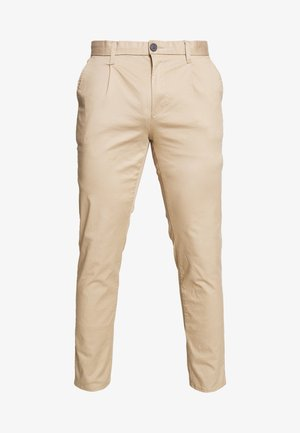 COOLMAX - Trousers - beige