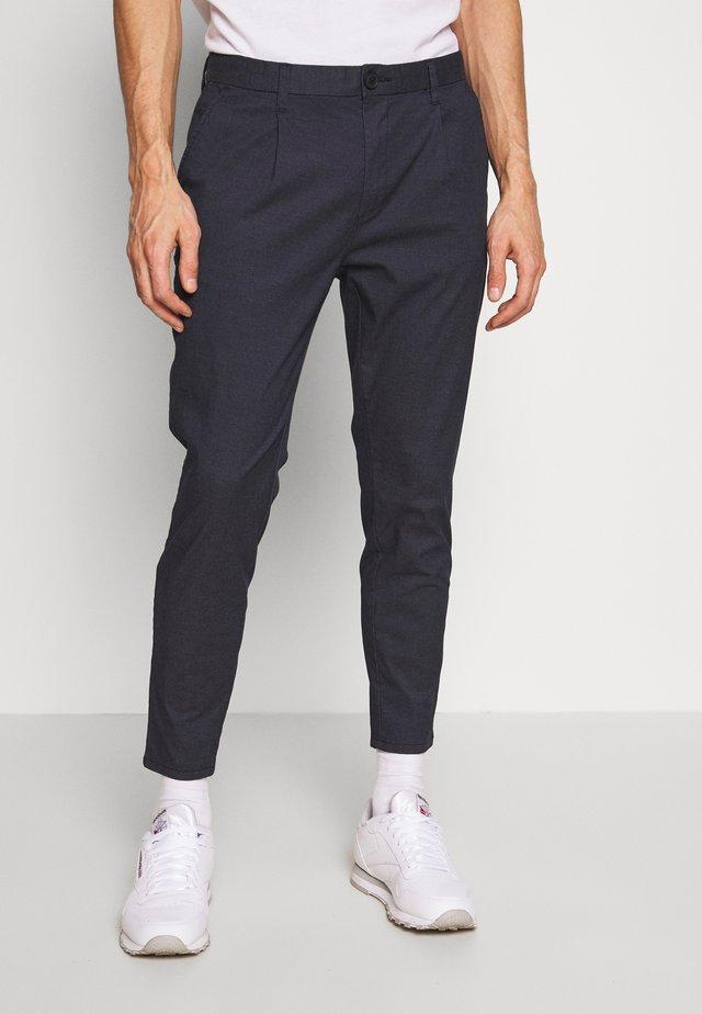 COOLMAX - Pantalones - navy