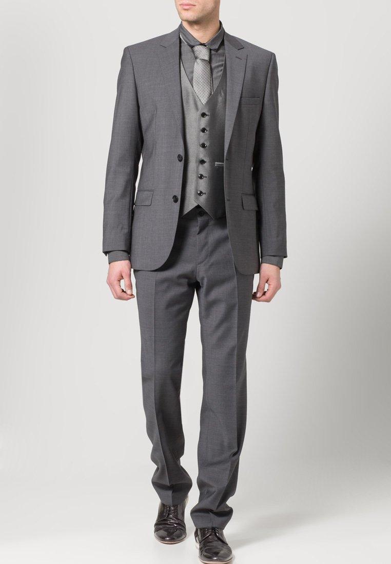 Esprit Collection Pantalon de costume ash grey ZALANDO.FR