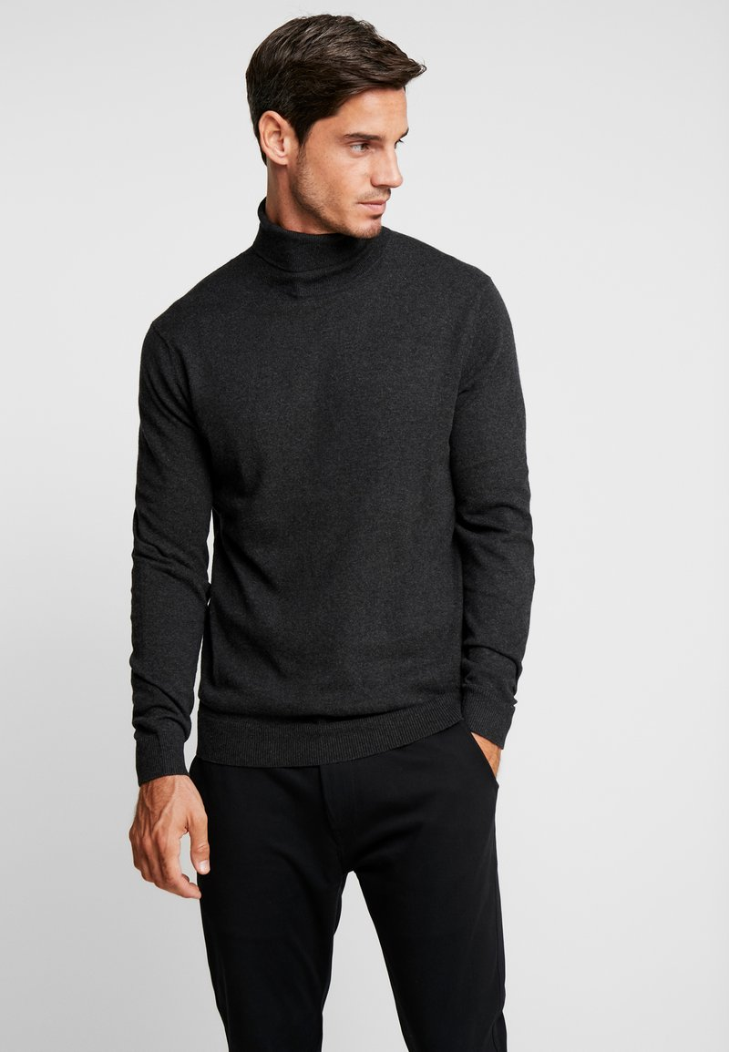 Esprit Collection - Jersey de punto - anthracite