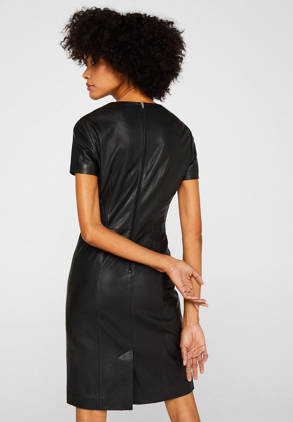 Esprit Collection Robe d'été - noir black