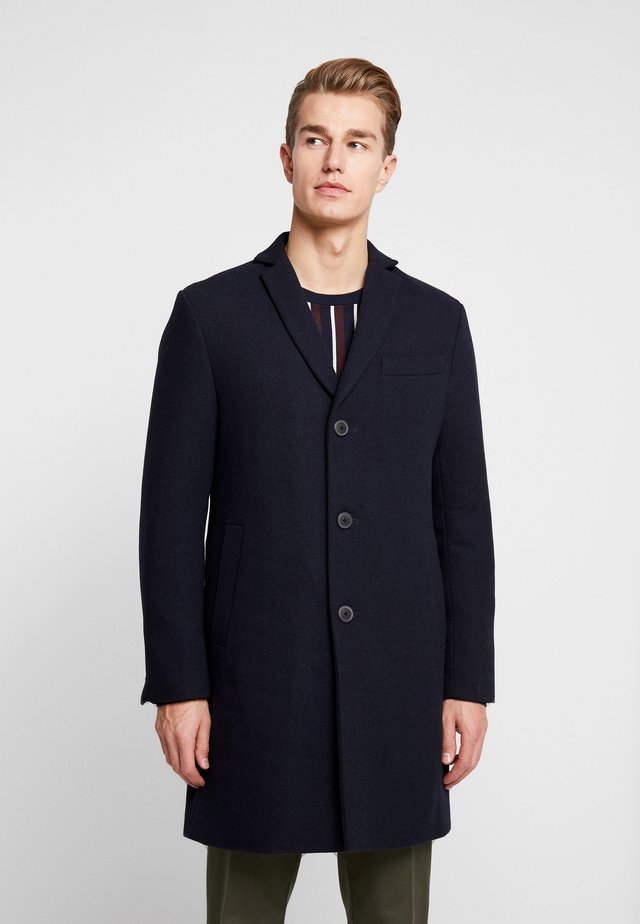 COAT - Pitkä takki - navy