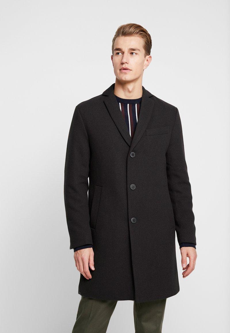 Esprit Collection - COAT - Pitkä takki - anthracite