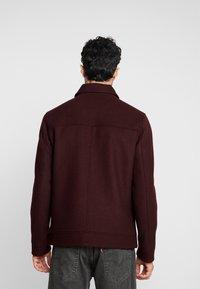 Esprit Collection - Let jakke / Sommerjakker - bordeaux red - 2