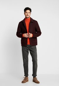 Esprit Collection - Let jakke / Sommerjakker - bordeaux red - 1