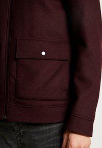 Esprit Collection - Let jakke / Sommerjakker - bordeaux red - 4