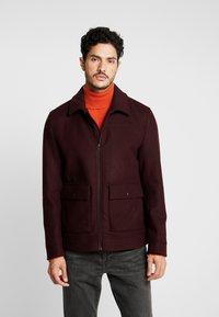 Esprit Collection - Let jakke / Sommerjakker - bordeaux red - 0