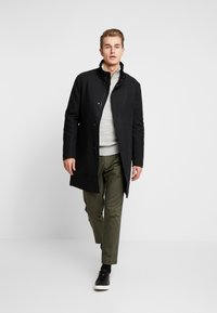 Esprit Collection - COAT - Mantel - anthracite - 1