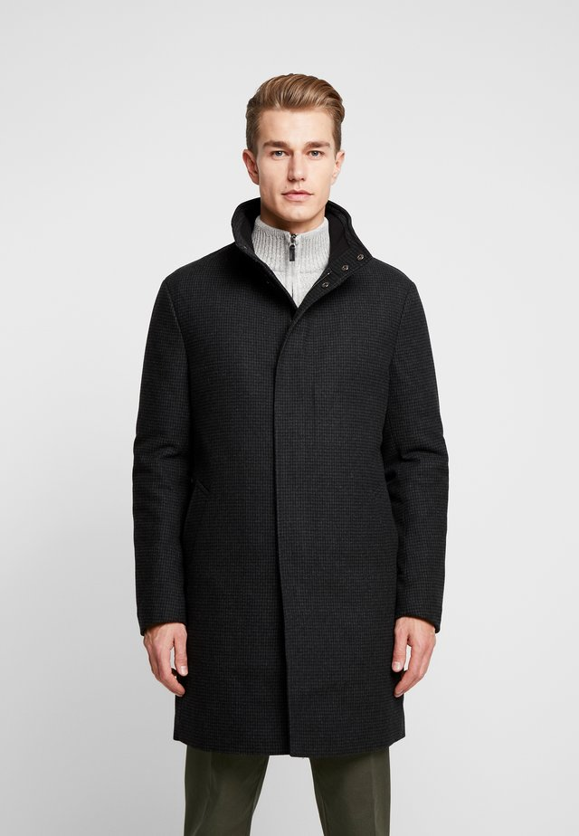 COAT - Kappa / rock - anthracite