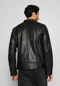 Esprit Collection - BIKER - Skinnjacka - black - 2