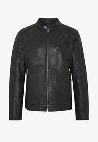 Esprit Collection - BIKER - Skinnjacka - black - 5