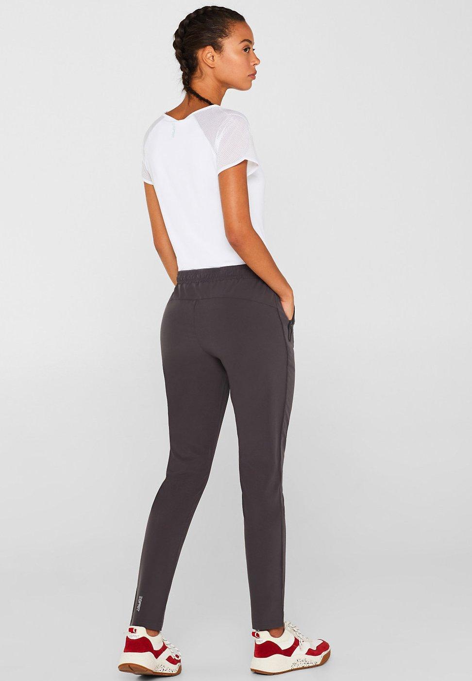 Esprit Sports Pantalon de survêtement anthracite
