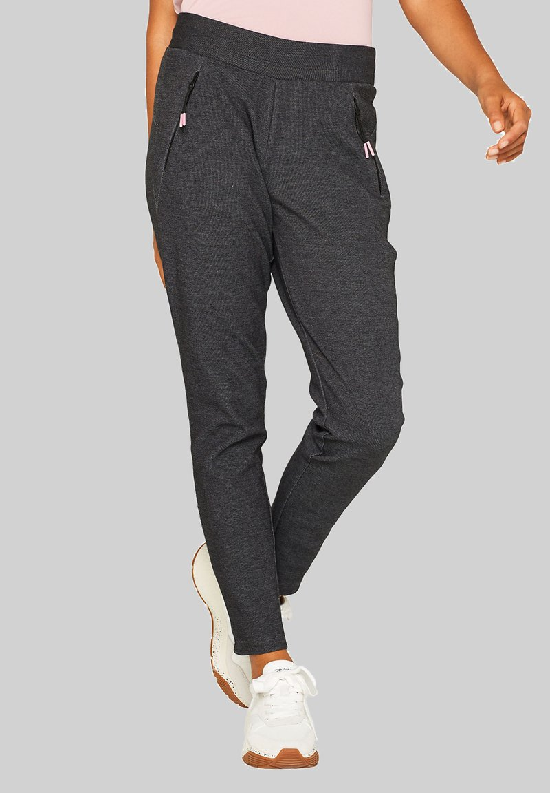 Esprit Sports - Trousers - anthracite