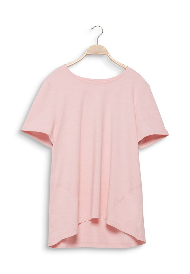 MACHE - T-shirts basic - light pink