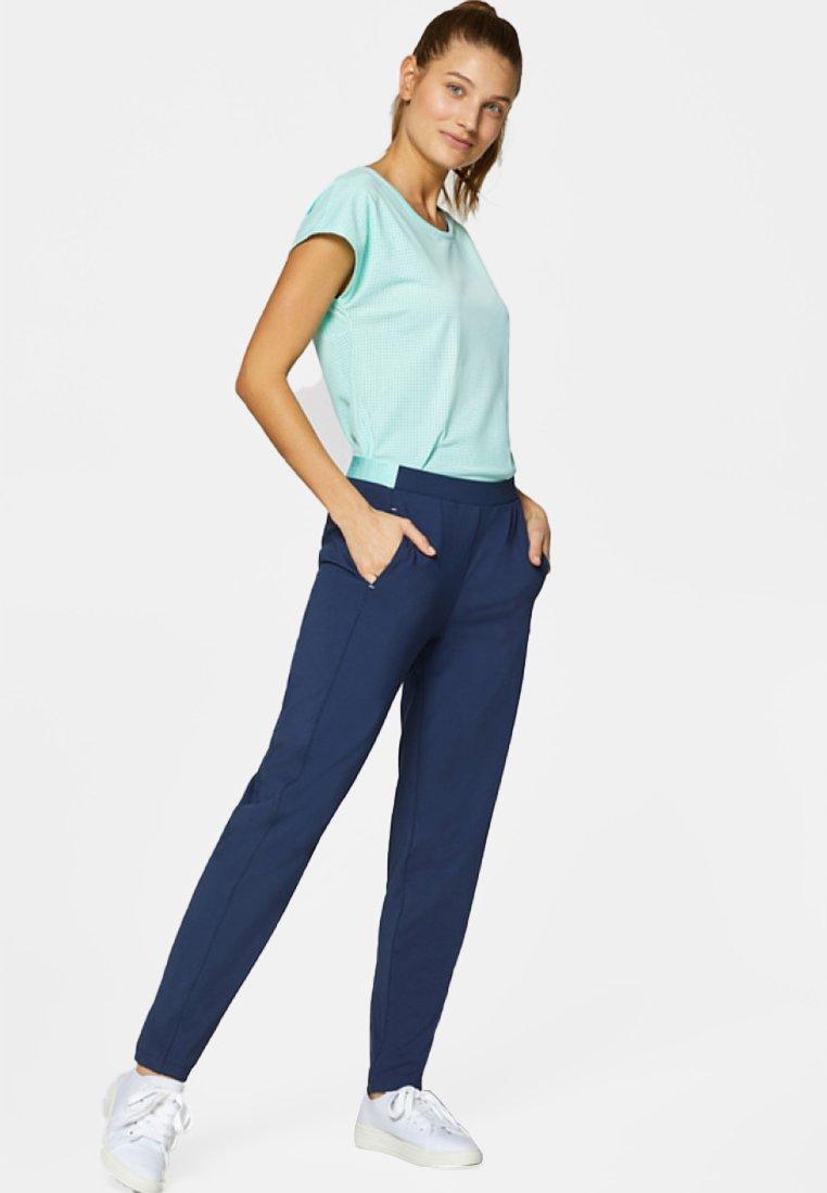 Esprit Sports - Pantalon classique - navy