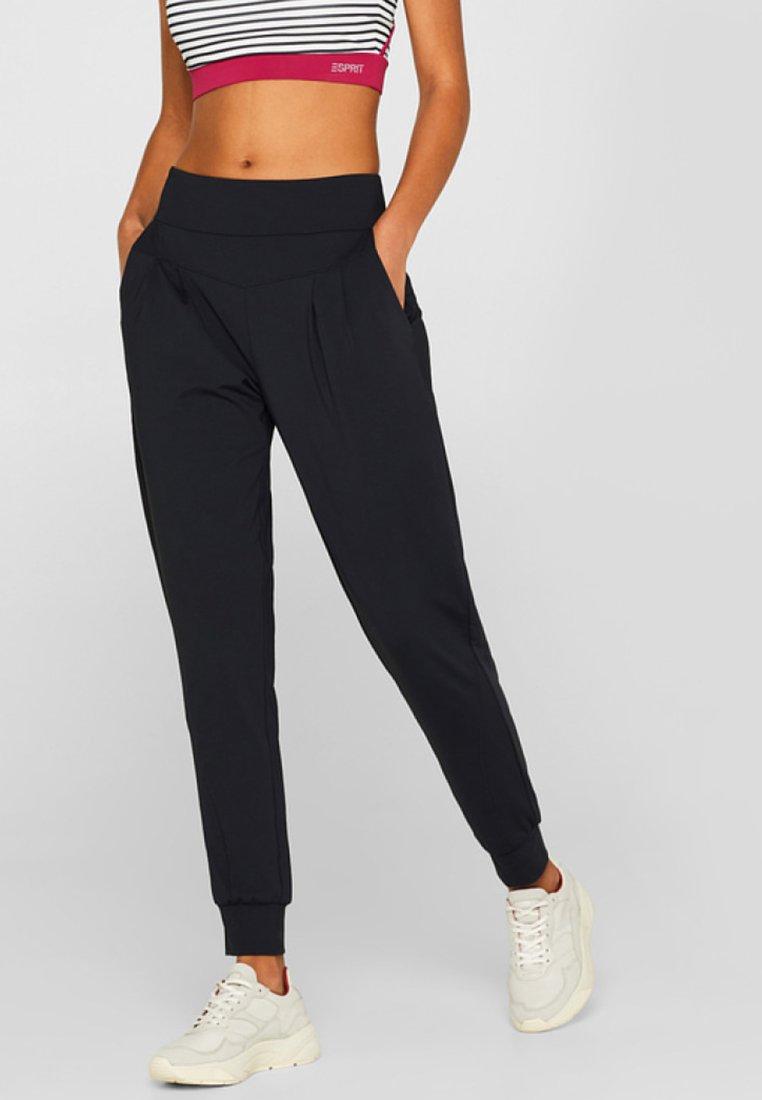 Esprit Sports - Træningsbukser - black