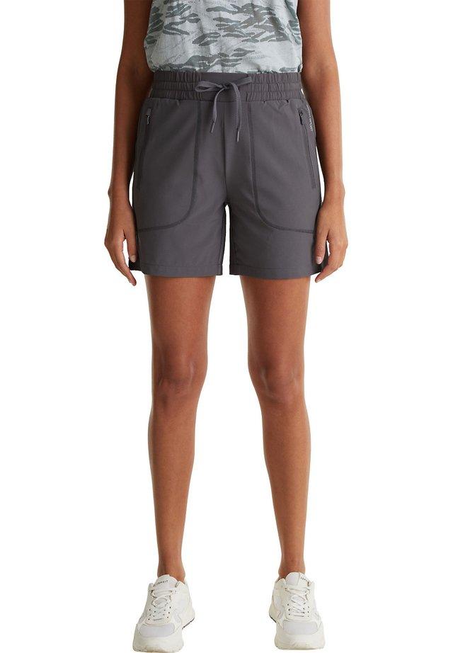 HOT PANTS  - Shorts - anthracite