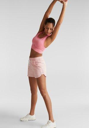 Sports shorts - light pink