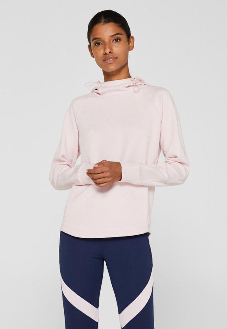 Esprit Sports - Hoodie - light pink