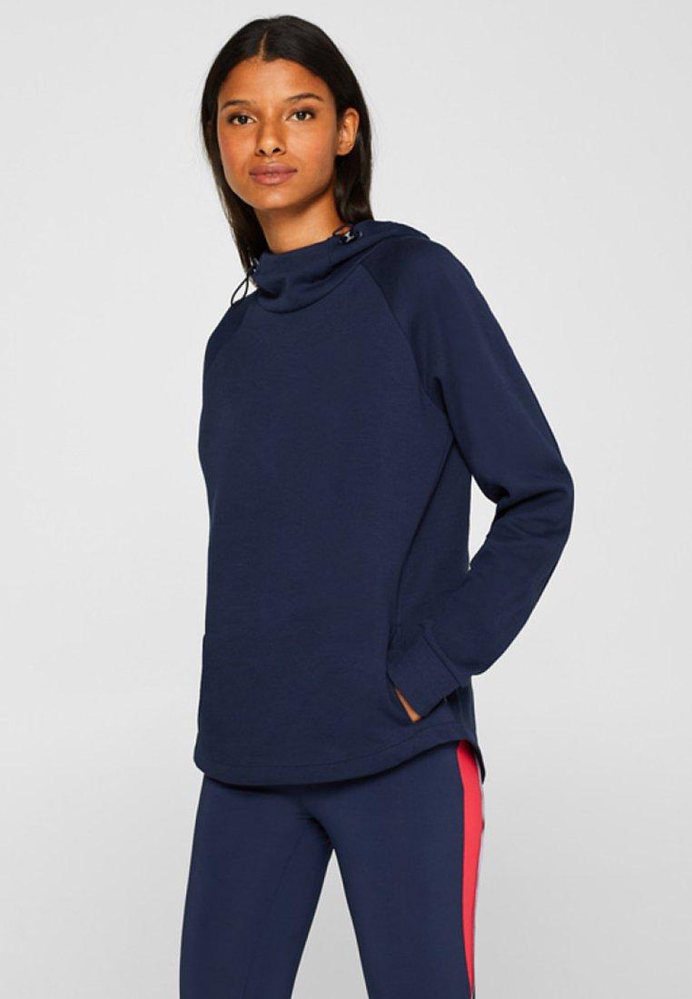 Esprit Sports - Hættetrøjer - navy