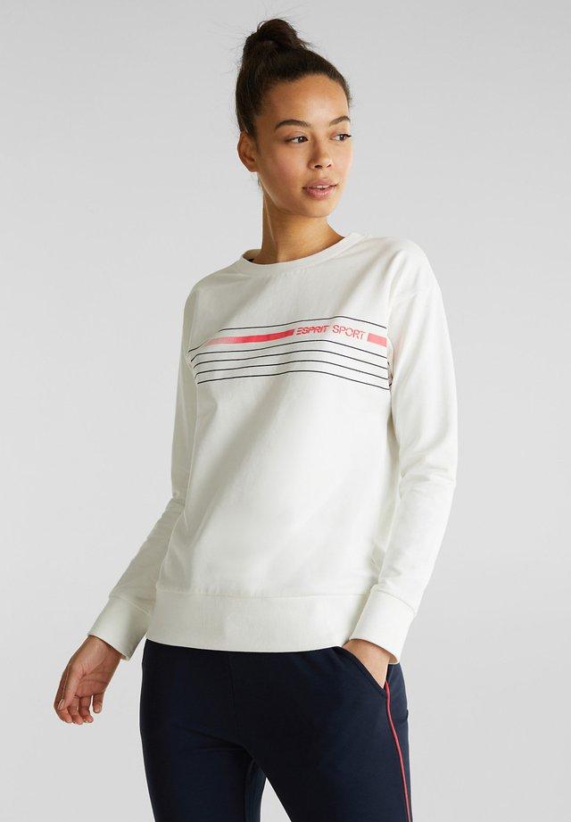 IST DIESER  - Sweatshirt - off white