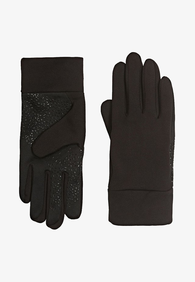 MIT TOUCHSCREEN-FUNKTION - Gloves - black