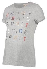 Esprit Maternity - T-SHIRT - T-shirts print - light grey melange - 3