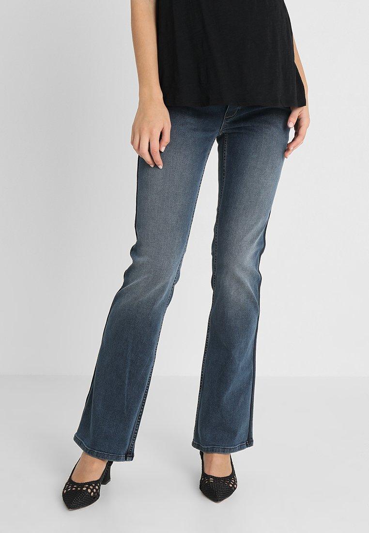 Esprit Maternity - PANTS - Jeans Bootcut - mediumwash
