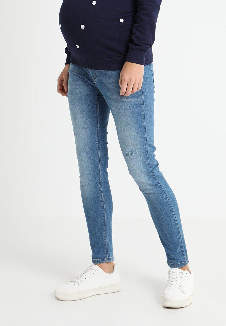 Esprit Maternity - Slim fit jeans - medium wash