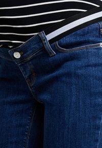 Esprit Maternity - PANTS - Jeansy Slim Fit - medium wash - 5