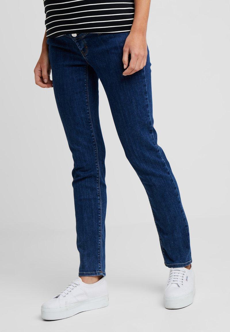 Esprit Maternity - PANTS - Jeans slim fit - medium wash