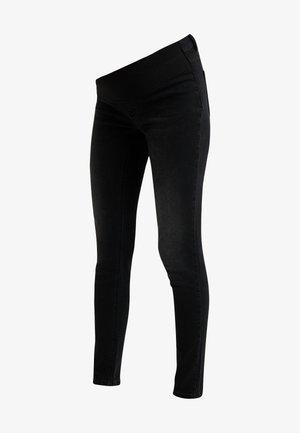 Jean slim - black darkwash