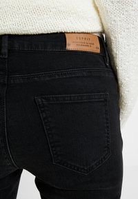 Esprit Maternity - Jeans Slim Fit - black darkwash - 4